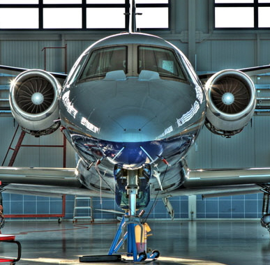 private-jet-in-hangar1